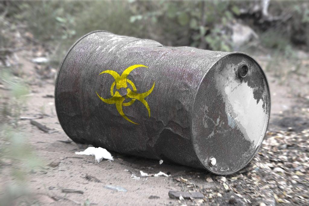 Biowaste Barrel